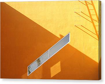 Architecture Study 8 Canvas Print by Dale Hart