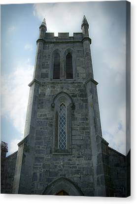 Ardcroney Church County Clare Ireland Canvas Print by Teresa Mucha