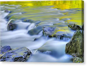 Outdoor Canvas Print - Argen River by Silke Magino