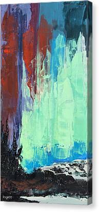 Arise Canvas Print by Nathan Rhoads