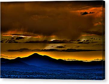 Arizona Dusk Canvas Print