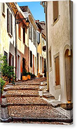 Arles Canvas Print by Olivier Le Queinec