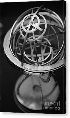 Armillary Sphere Canvas Print