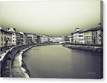 Arno II Canvas Print