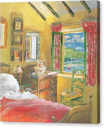 Arran View Canvas Print