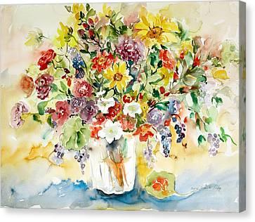 Arrangement IIi Canvas Print