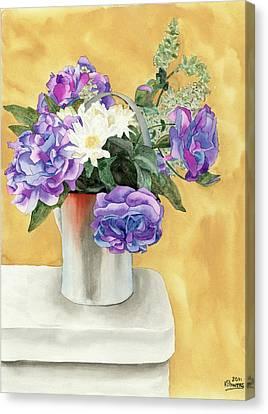 Arrangement Canvas Print by Ken Powers