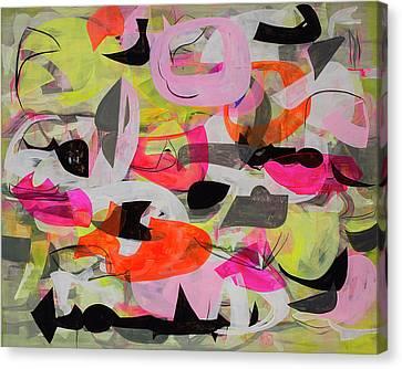 Skin Deep Canvas Print