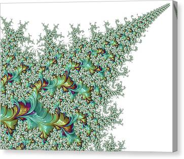 Arrow Of Time Canvas Print by Susan Maxwell Schmidt