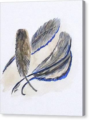 Art Doodle No. 21 Canvas Print