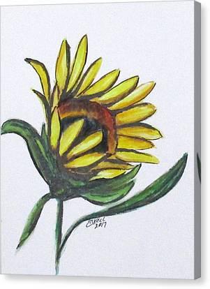 Art Doodle No. 22 Canvas Print