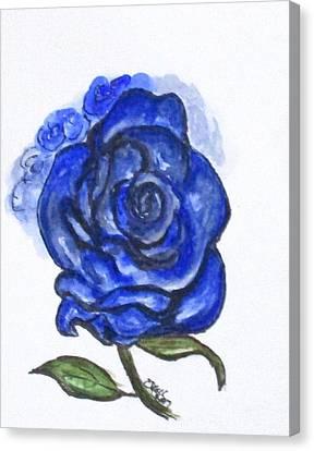 Art Doodle No. 27 Canvas Print