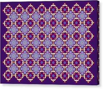 Art Matrix 001 B Canvas Print