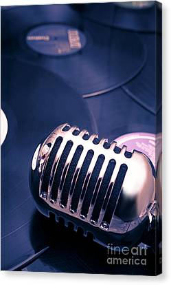 Broadcast Canvas Print - Art Of Classic Communication by Jorgo Photography - Wall Art Gallery