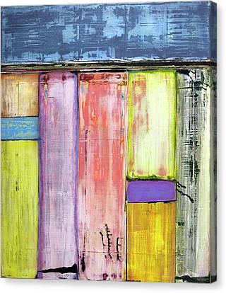 Art Print Abstract 47 Canvas Print