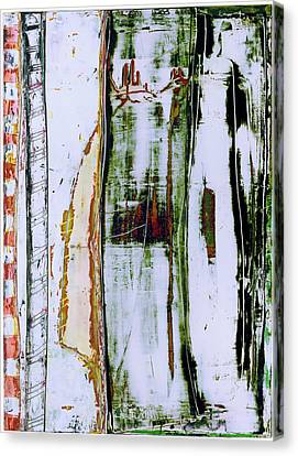 Art Print Forest Canvas Print