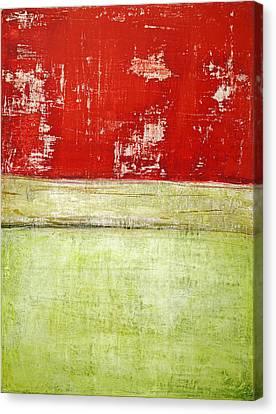 Art Print Rotgelb Canvas Print