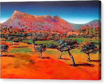 Arta Canvas Print by Paul Powis