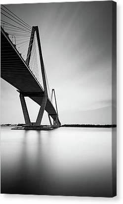 Arthur Ravenel Jr Bridge IIi Canvas Print by Ivo Kerssemakers