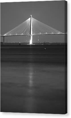 Arthur Ravenel Jr. Bridge  Canvas Print by Dustin K Ryan