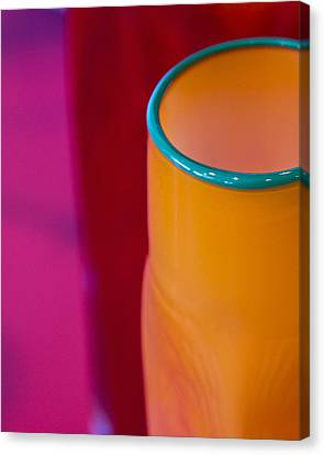 Artisan Glass Canvas Print by Marion McCristall