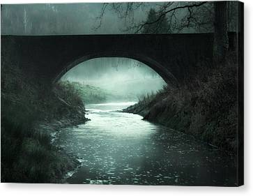 Arwen's Bridge. Canvas Print
