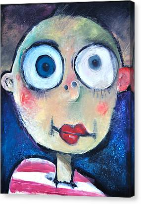 As A Child Canvas Print by Tim Nyberg