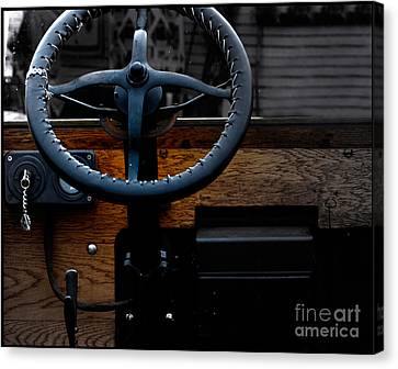 As Ford Models  Canvas Print by Steven Digman