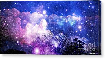 As It Is In Heaven Canvas Print