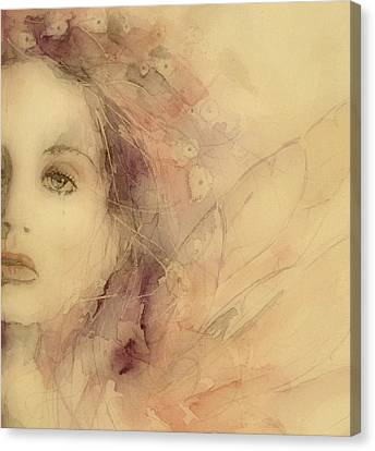 As Tears Go By Canvas Print by Paul Lovering