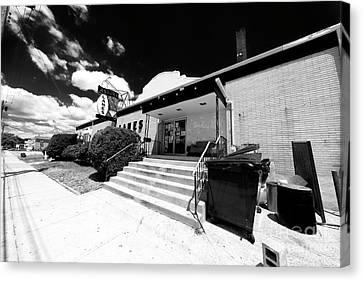 Canvas Print - Asbury Lanes 2007 by John Rizzuto