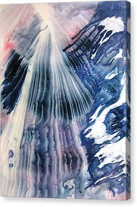 Ascension Canvas Print by David Raderstorf