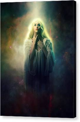 Ascension Canvas Print by Mary Hood