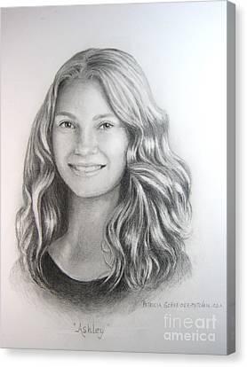 Ashley Canvas Print