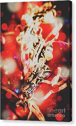 Asian Dragon Festival Canvas Print