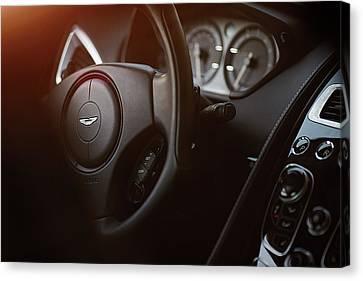 Aston Martin Vantage Canvas Print