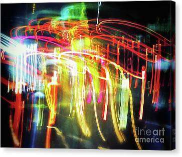 Astounded And Amazed Canvas Print
