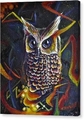 Arcylic Canvas Print - Astral by Luke Horowitz