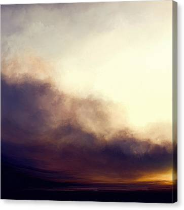 At Dusk Canvas Print by Lonnie Christopher