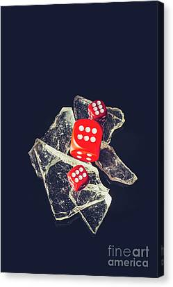 Bet Canvas Print - At Odds by Jorgo Photography - Wall Art Gallery