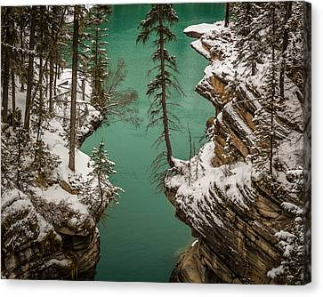 Athabasca Art Canvas Print by Gary Migues