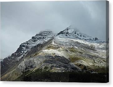 Athabasca Glacier No. 3-1 Canvas Print