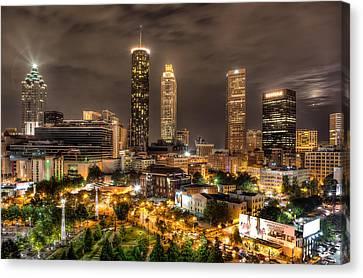 Atlanta Canvas Print