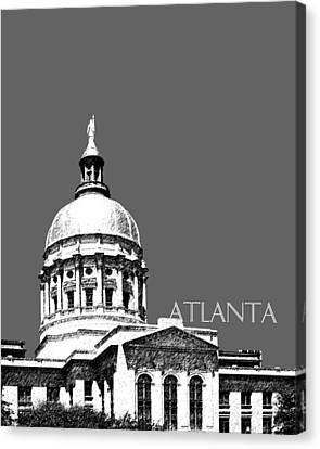 Atlanta Capital Canvas Print by DB Artist