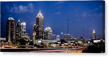 Atlanta Midtown Canvas Print