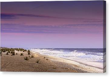 Atlantic Morning Canvas Print by Marvin Spates