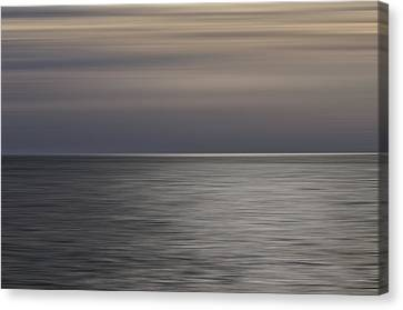 Canvas Print featuring the photograph Atlantic Sunrise  by Kevin Blackburn
