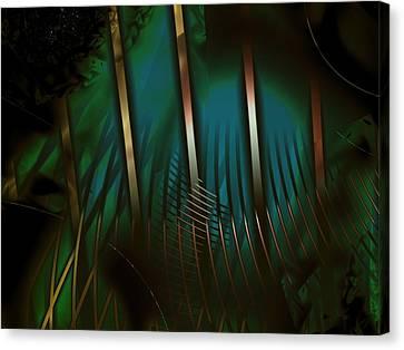 Atlantis Canvas Print - Atlantis Gates by Garret Bohl