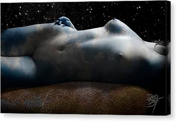Atmosphere Canvas Print by David Bollt