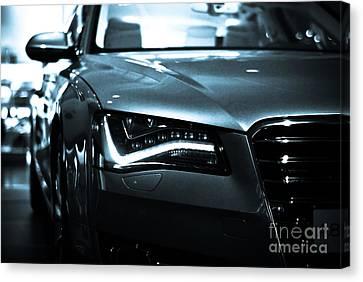 Audi A8 Canvas Print